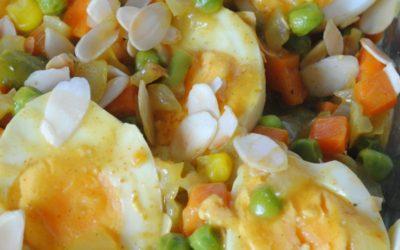 Curried Eggs Recipe