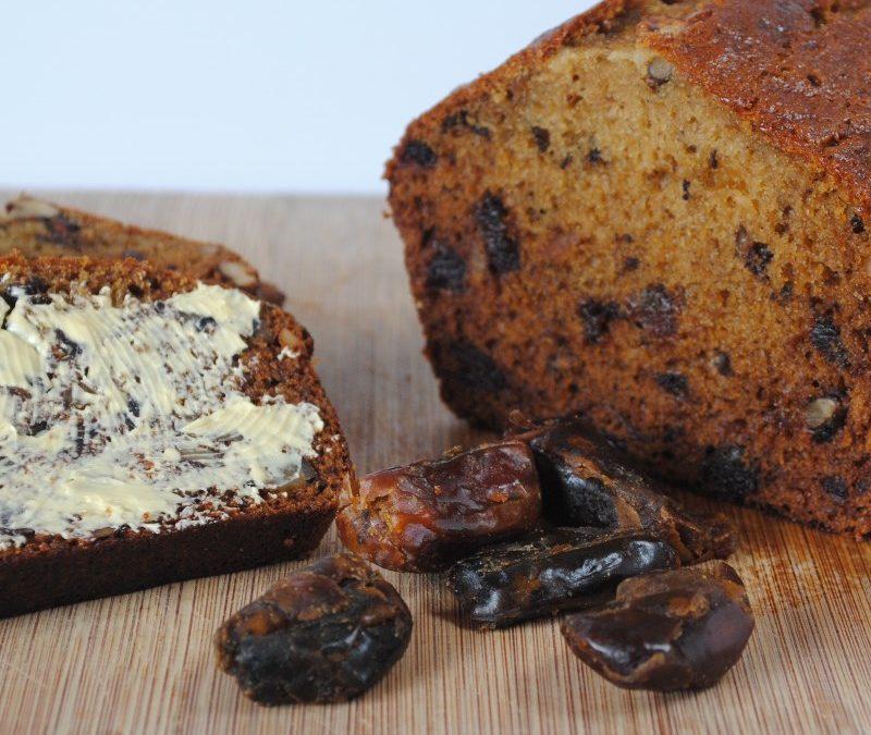 Date & Nut Loaf Recipe