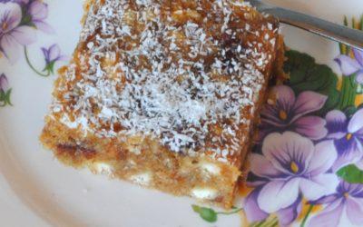 No-Bake Date Slice Recipe