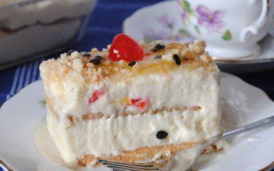 Passionfruit Tart Recipe