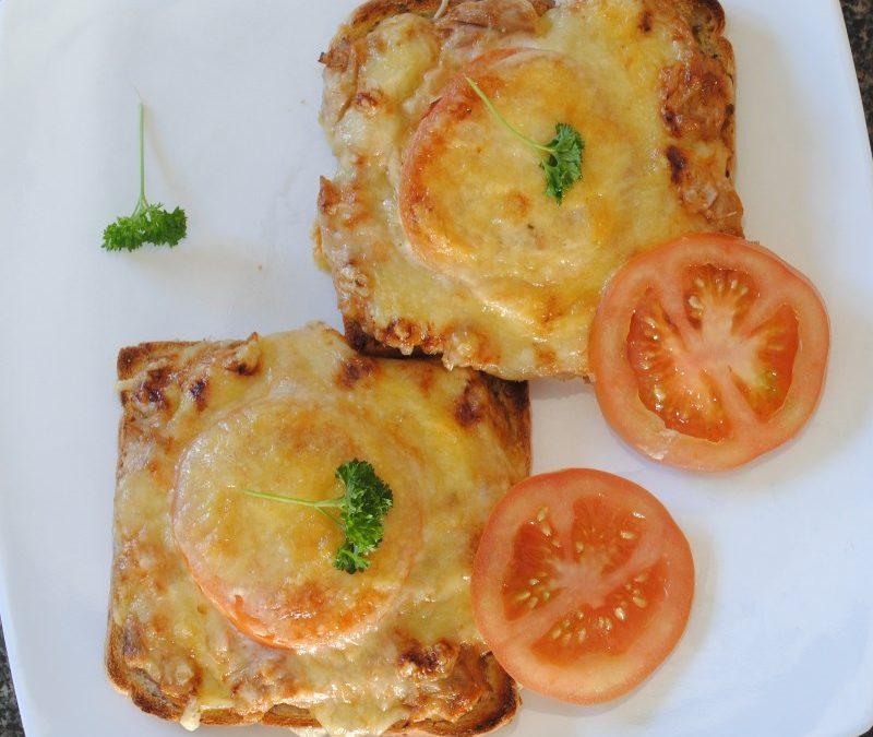 Tuna Toastie Recipe