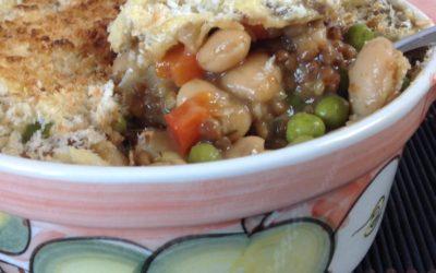 Butter Bean Lentil Stew Recipe