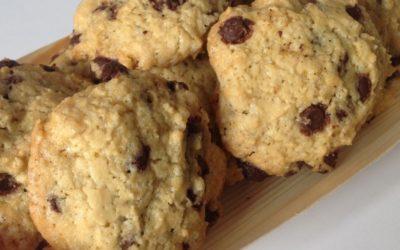 Vegan Choc Chip Cookies Recipe