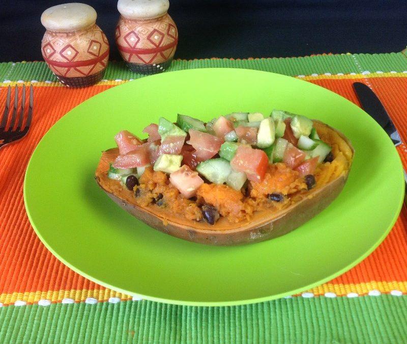 Vegan Sweet Potato Taco Recipe
