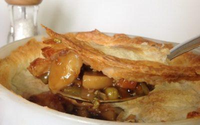 Vegan Vegetable Pie Recipe