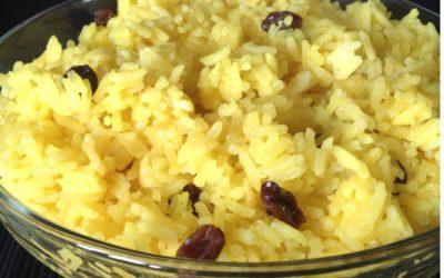 Yellow Rice Recipe