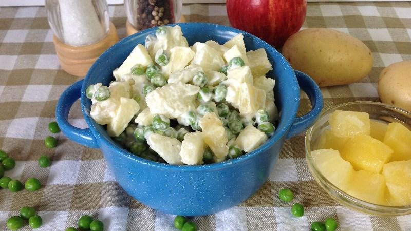 Fruit And Vegetable Salad Recipe Old Skool Recipes