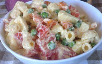 Vegan Danish Salad Recipe