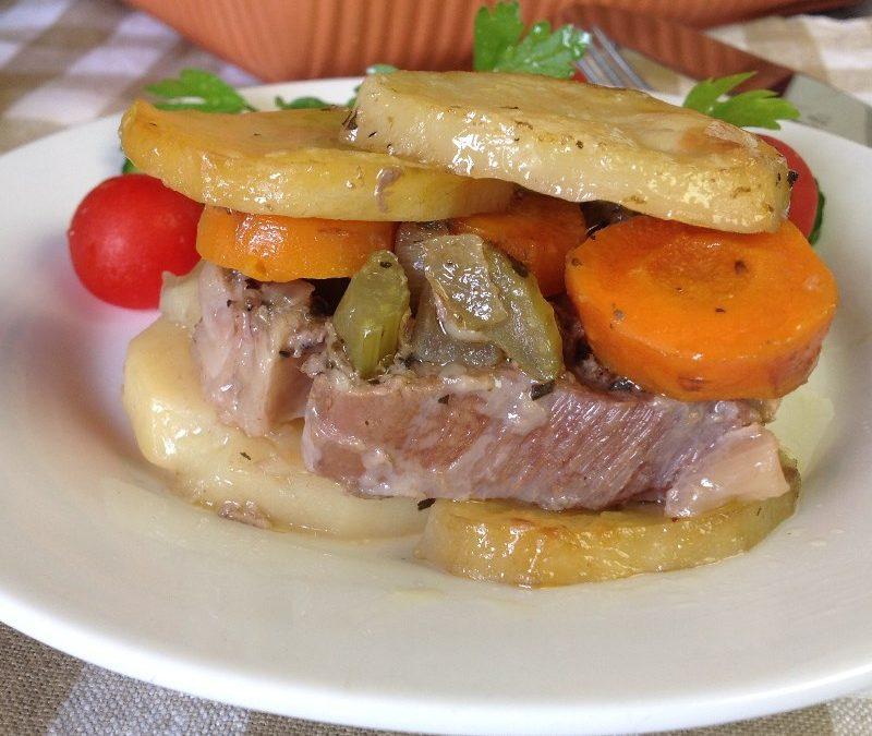 Lamb Hotpot Recipe