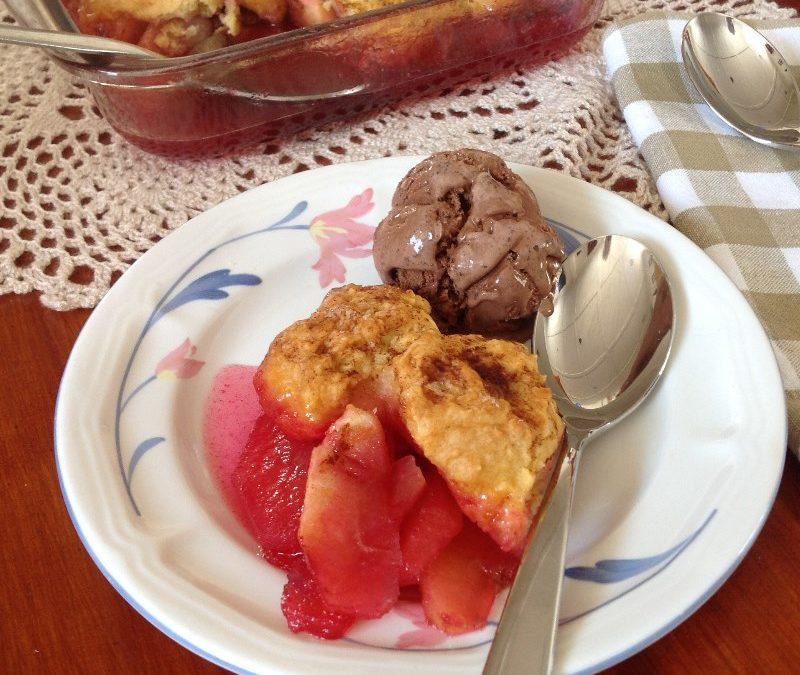 Vegan Apple Cobbler Recipe