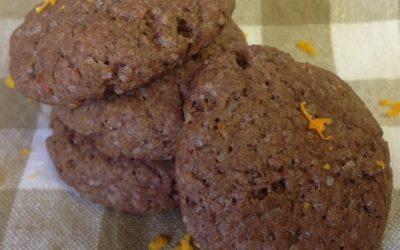 Vegan – Chocolate and Orange Cookie Recipe