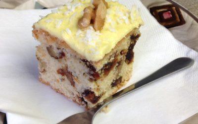 Date and Walnut Squares Recipe